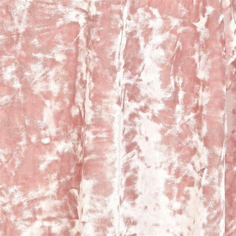 Pink Velvet by River Island Light Pink Crushed Velvet Skater Skirt In