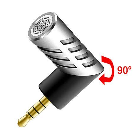 super small professional mic super small size rotatable r1 mini