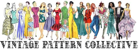 a for all time sewing patterns vintage pattern collective vintage sewing patterns