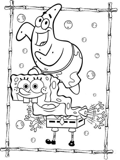 spongebob coloring pages download spongebob coloring pages download and print spongebob