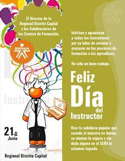 imagenes de feliz dia del instructor de zumba centro de materiales y ensayos sena feliz dia del instructor