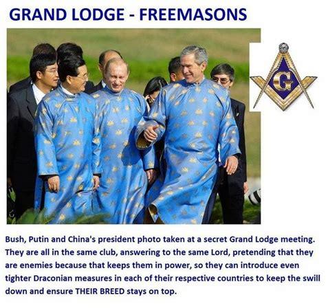 putin illuminati simply jews xi jinping putin bush outed as grand lodge