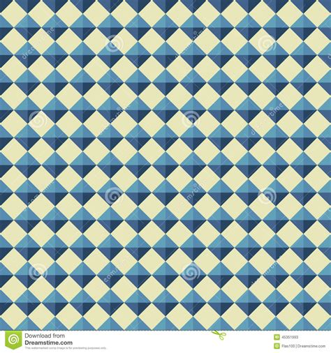 pattern with different shapes seamless pattern from different shapes stock vector