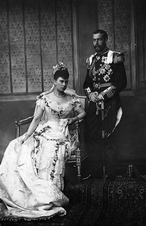 Wedding of Prince George, Duke of York, and Princess Mary