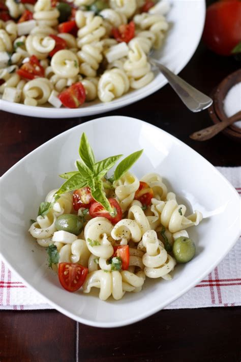 recipe for cold pasta salad pasta salad bell alimento