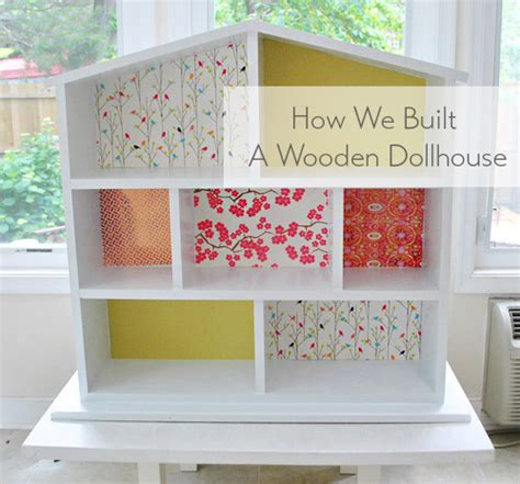 how to design a doll house how to build a dollhouse part 1 assembling it homemade homemade christmas gifts