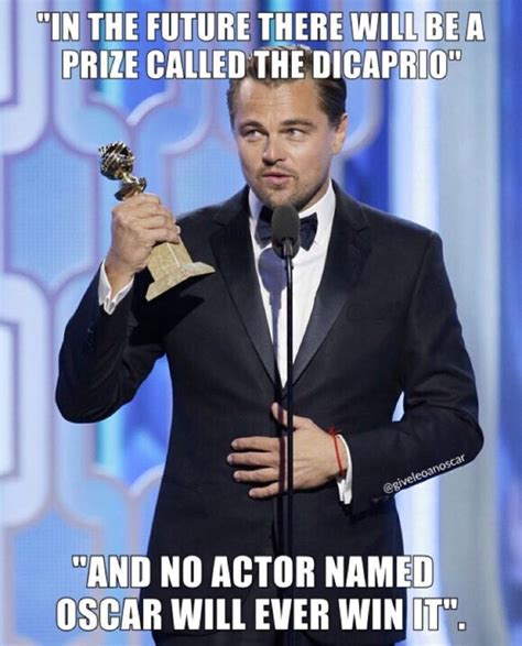 oscar film quotes the 25 best leonardo dicaprio meme ideas on pinterest