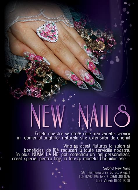 nail design flyer flyer new nails by vygo on deviantart