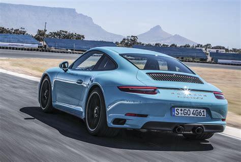 Porsche 911 Gts Preis by Porsche 911 Gts 991 2017 Test Daten Preis