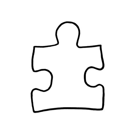 Autism Outline by Puzzle Autism Symbol Autism Support Symbol Two Style Options Large St St With Cling