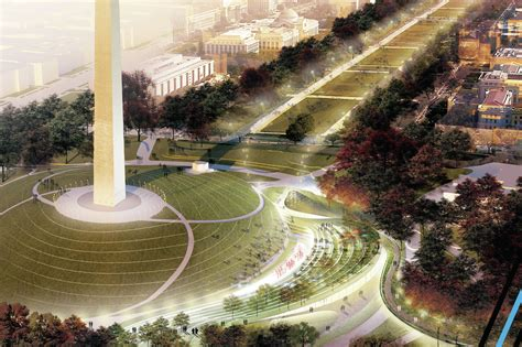 Landscape Architecture Olin Sylvan Theater Designed By Weiss Manfredi Olin