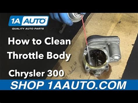electronic throttle control 2007 chrysler 300 parental controls how to install replace engine idler pulley 2000 06 chev doovi