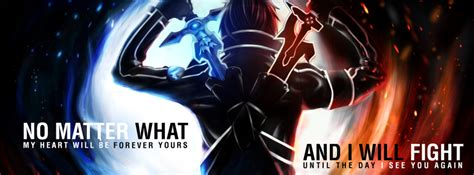 Anime Art Facebook 200 Sword Art Online Facebook Covers Cover Abyss