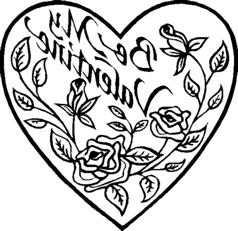 Valentine Coloring Pages Coloring Town Color Pages Valentines