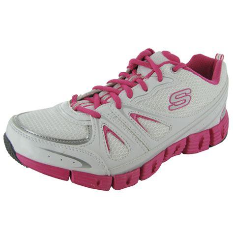 skechers womens next step running shoe ebay