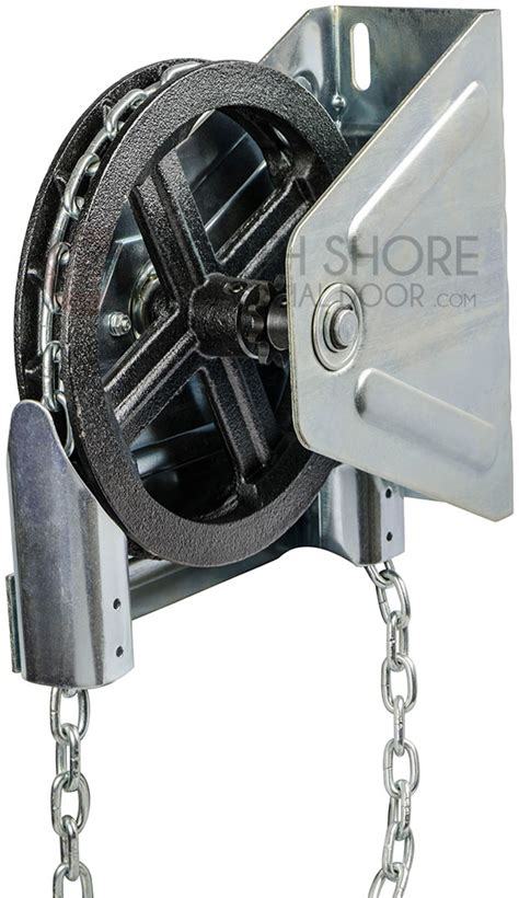 Garage Door Chain Hoist Garage Door Reduced Drive Chain Hoist 1 Quot Shaft 2000r