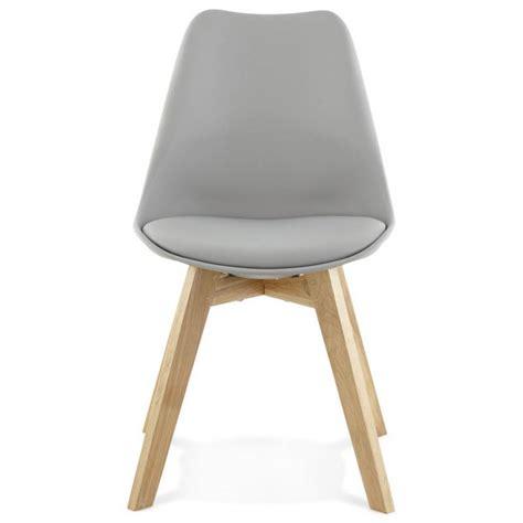 moderner stuhl moderner stuhl stil skandinavischen sirene leder grau
