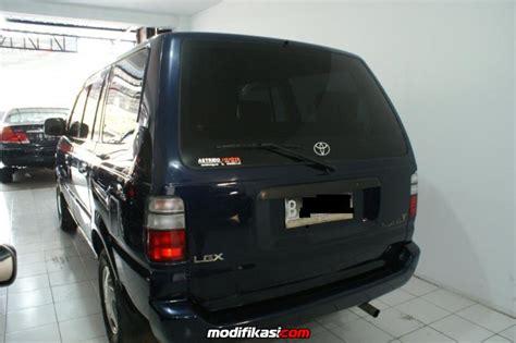Karpet Dasar Kijang Kapsul dijual mobil toyota kijang kapsul lgx diesel mt 2002 non