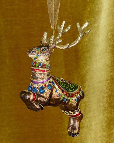 glass christmas ornament neiman marcus