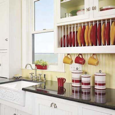 Kitchen Cabinet Plate Rack Storage 17 Best Ideas About Plate Storage On Midcentury Kitchen Trash Cans Dish Storage And