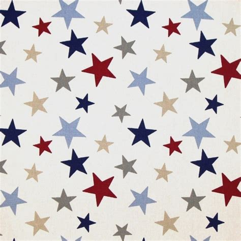 curtain fabric childrens funky stars blue childrens curtains kids curtains