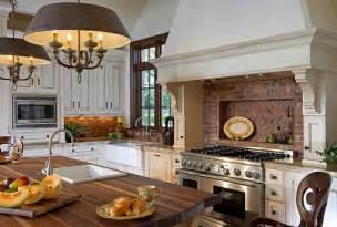 home design ideas brick kitchen backsplash kitchen design with faux brick can add a classic appeal kitchen brick