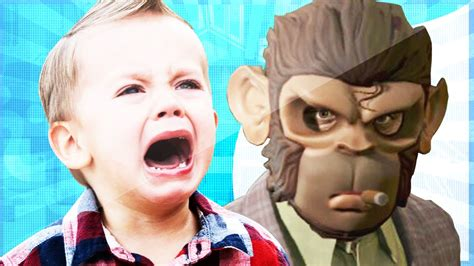 who is the little kid in the new geico commercial angry little kid trolled in gta 5 gta 5 online trolling