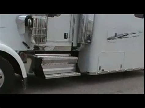Indiana Custom Sleepers by A Most Custom Sleeper Tractor Kw W900l 130 Ict