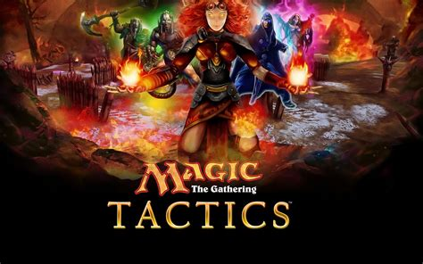 magic the gathering magic the gathering tactics review and mmobomb