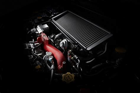 2015 Subaru Wrx Sti Engine Uhd Wallpaper Wallpaperevo