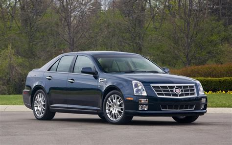 how it works cars 2008 cadillac sts on board diagnostic system 2008 cadillac sts first look motor trend