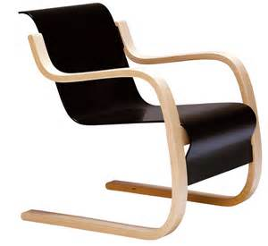 furniture modern sled base chair design contemporary