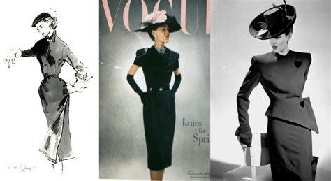 everyone wants a new look fashion history