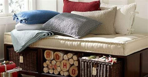 daybed with baskets stratton daybed with baskets pottery barn for the home