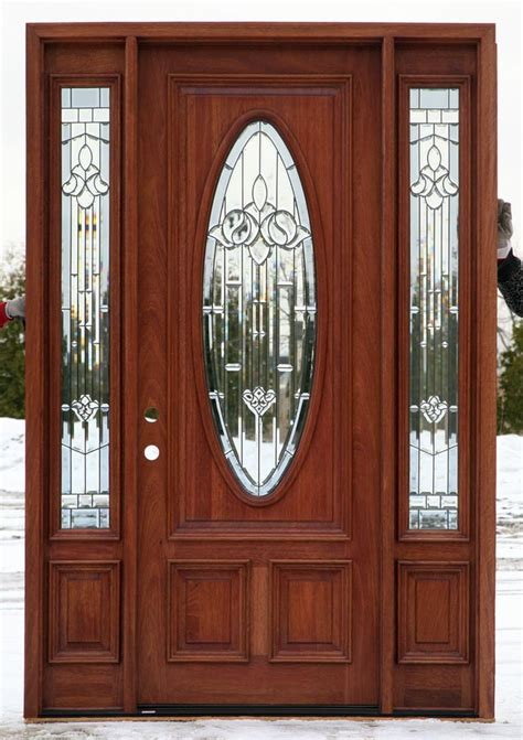 glass front entry door sidelight entry front sidelight with doors images