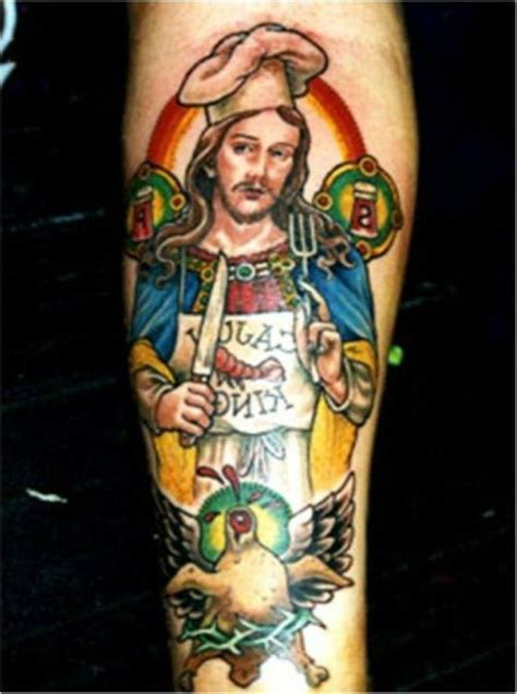 Kitchen Tattoo Designs Cool Chef Tattoo Designs Tattoo Pinterest