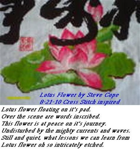 poem on lotus flower in picture and poems a photo essay writing