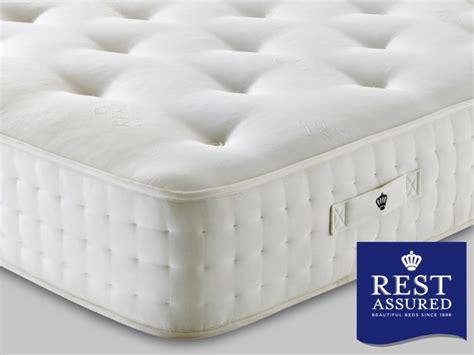 Rest Assured Sleeper by Rest Assured Rufford Memory Pocket 2000 King Size Mattress