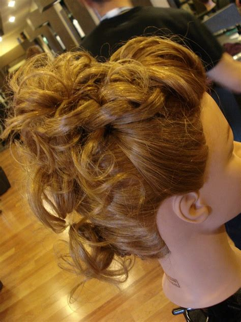mohawk hair long in the front 13 best images about mannequin hairstyles on pinterest