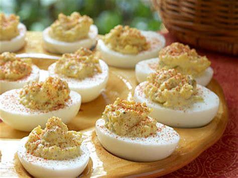 basic deviled eggs recipe | myrecipes