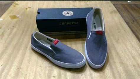 Terbatas Sepatu Cevany Slip On Product jual obral harga cuci gudang sepatu converse slip on murah cf footwear