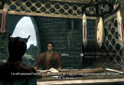 how to be a dealer become a skooma dealer at skyrim nexus mods and community