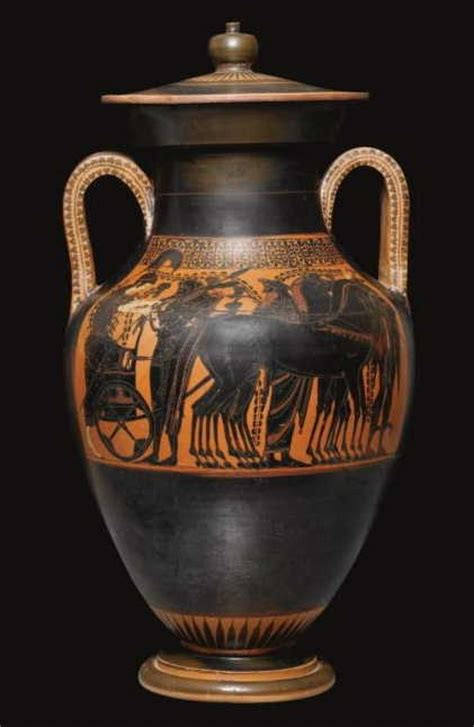 Ancient Greece Vases by Wall Market For Ancient Remains Robust