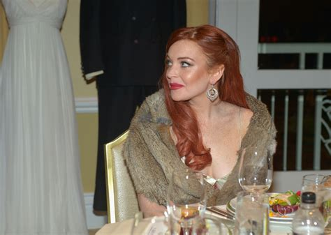 Lindsay Lohan May Be Getting Ready For Second Album In by Lindsay Lohan Goes From Betty Ford To New Rehab The