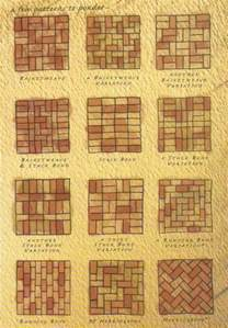 brick patterns for walkways back yard 100 summer st