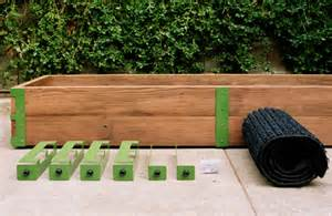 raised bed on patio raised bed patio kit sustainable for
