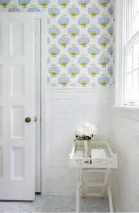 designer bathroom wallpaper inspiration girls bathroom design simplified bee
