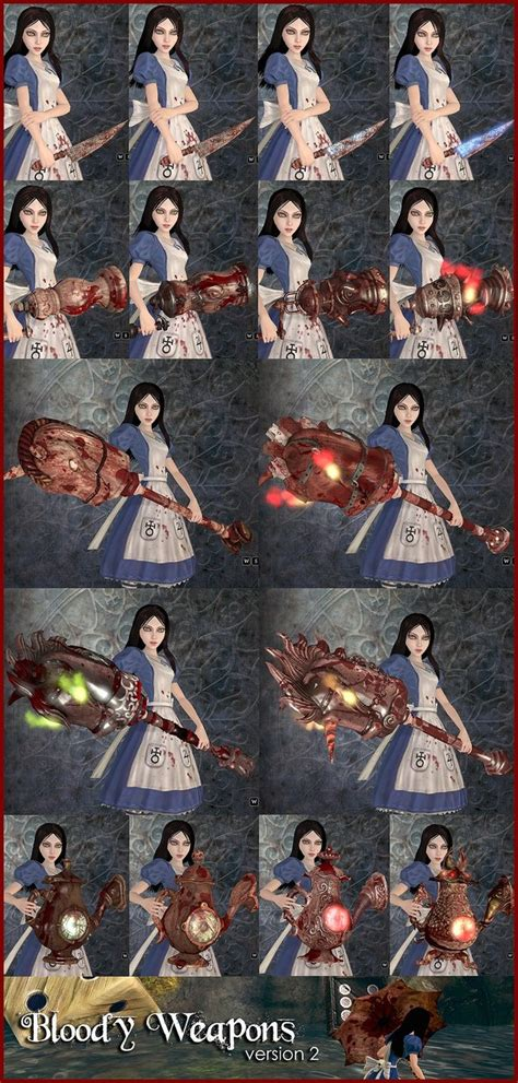 my bloody mr skin a mr skin bloody weapons pack by evanescentangel666 on