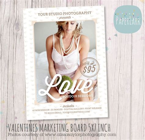 1000 Images About Boudoir Branding On Pinterest Marketing Brand Board And Mini Sessions Boudoir Photography Marketing Templates
