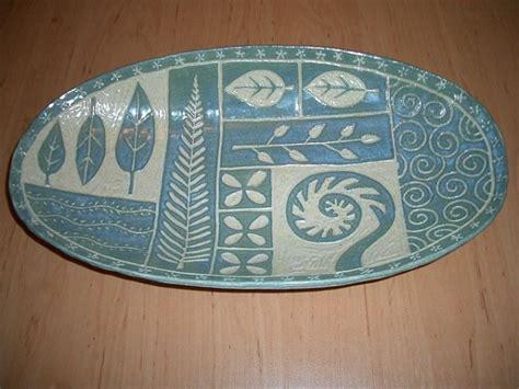 Patchwork Pottery - patchwork pottery pattern for sgraffito